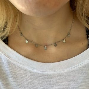 Brandy Melville Circle Necklace